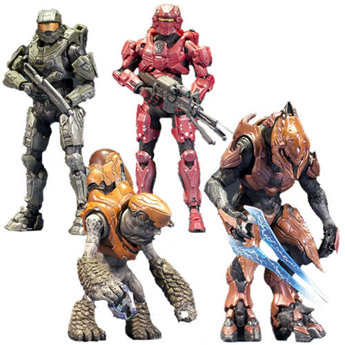 Mcfarlane Toys MF191608 Halo 4 Series 1 - Figures Assortment