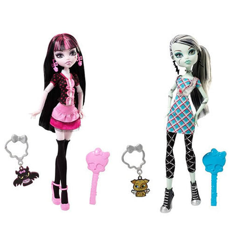 Mattel MW4138 Monster High - Doll Assortment - Peazz Toys