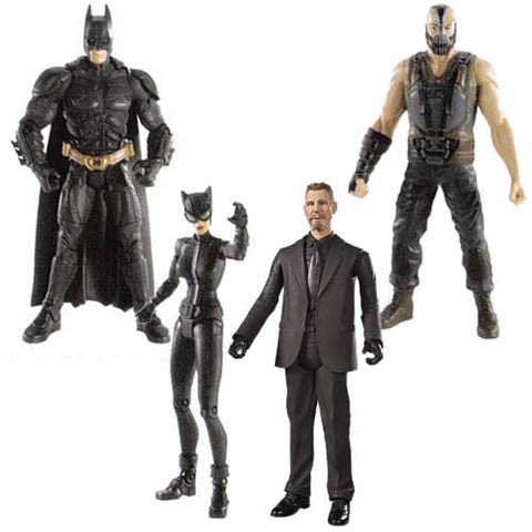 Mattel MW7172-999E Batman The Dark Knight Rises - Movie Masters Assortment - 999E - Peazz Toys