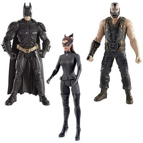Mattel MW7172-999J Batman The Dark Knight Rises - Movie Masters Assortment - 999J - Peazz Toys