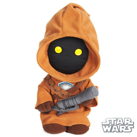 "Underground Toys UT004830 Star Wars 9"" Talking Plush - Jawa - Peazz Toys"