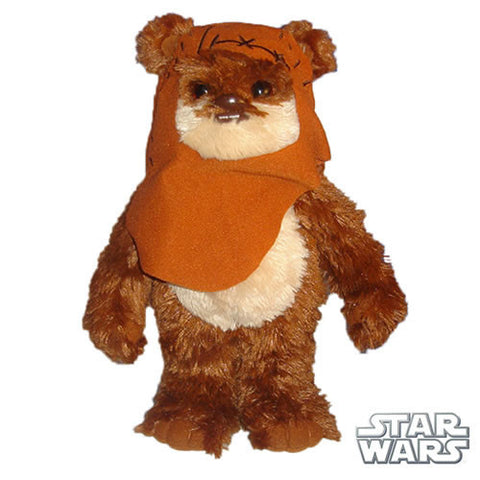 "Underground Toys UT005950 Star Wars 9"" Talking Plush - Wicket / Ewok - Peazz Toys"