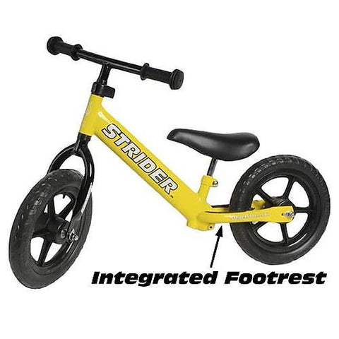 Strider Balance Bike - Color Yellow - Peazz Toys