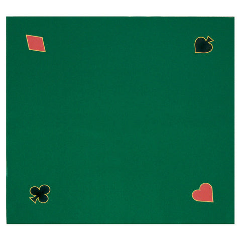 Trademark Commerce TMC-10-LBR40 40X40 Green Playing Felt - Peazz Toys
