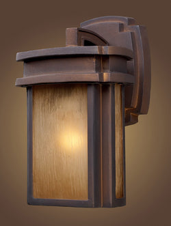 ELK Lighting 42146-1 Sedona One Light Outdoor Sconce In Hazelnut Bronze - ELKLightingCenter