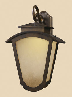 ELK Lighting 42242-2 Porter Two Light Outdoor Title 24 Compliant Led Wall Mount In Hazelnut Bronze - ELKLightingCenter