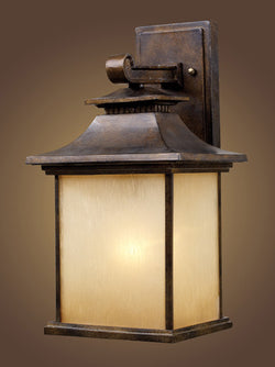 ELK Lighting 42181-1 San Gabriel One Light Outdoor Sconce In Hazelnut Bronze - ELKLightingCenter