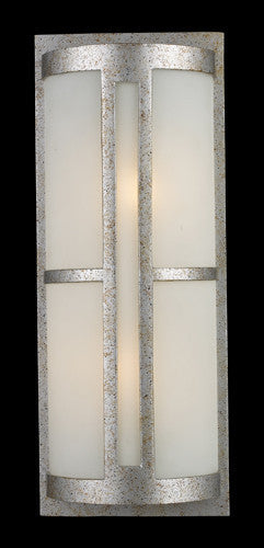 ELK Lighting 42096-2 Trevot One Light Outdoor Wall Mount In Sunset Silver - ELKLightingCenter