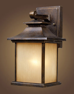 ELK Lighting 42180-1 San Gabriel One Light Outdoor Sconce In Hazelnut Bronze - ELKLightingCenter