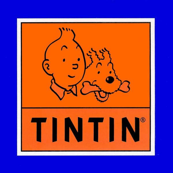Tintin by Herge