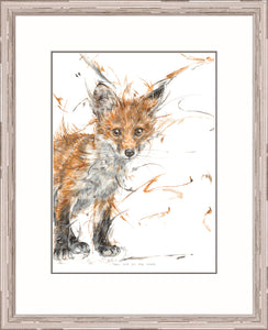 New Cub on the Block print by Aaminah Snowdon