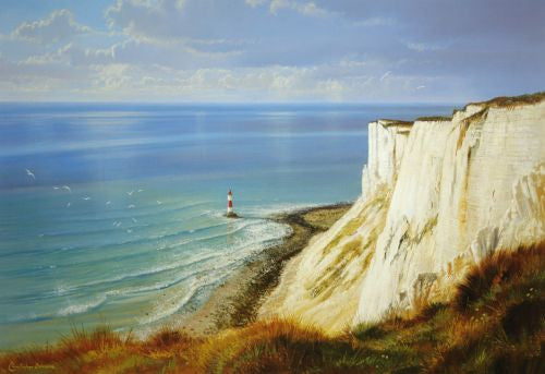 Beachy Head Print by Christopher Osborne