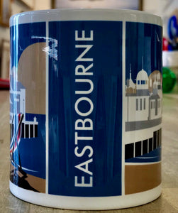 Eastbourne Mug by Dave Thompson