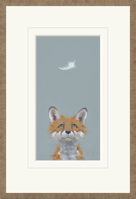 Forrest Print by Nicky Litchfield