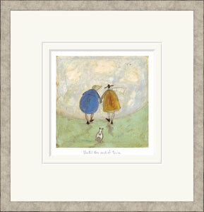Until the End of Time print by Sam Toft
