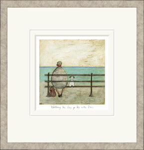 Watching the Day Go By with Doris print by Sam Toft