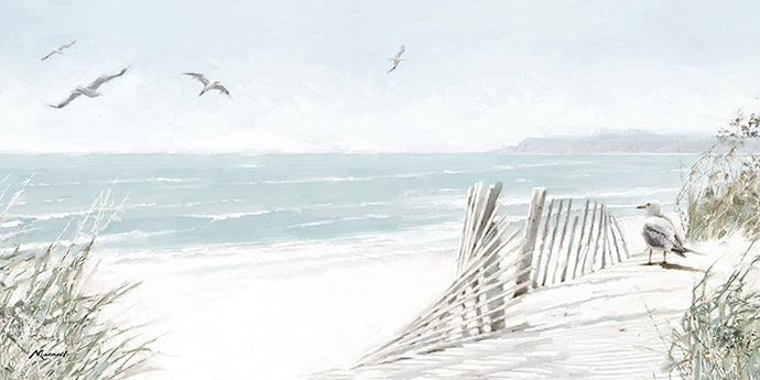 Coastal Dunes print by Richard MacNeil