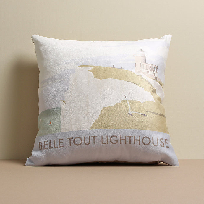 Belle Tout Cushion by Dave Thompson
