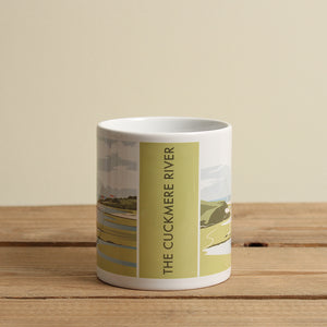 Cuckmere River Mug by Dave Thompson