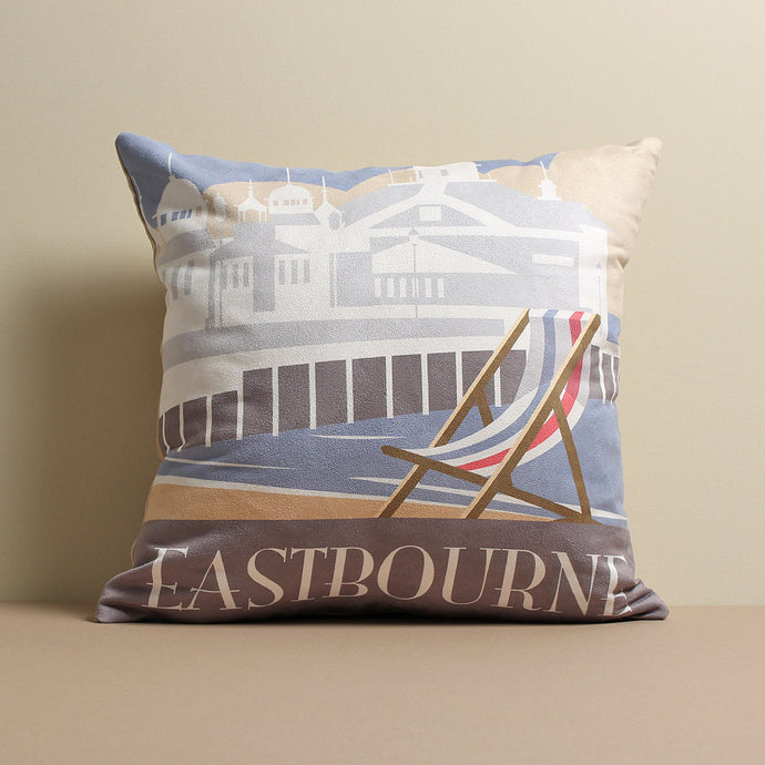 Eastbourne Cushion by Dave Thompson