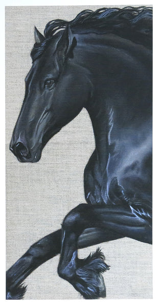 Spirit of the Horse 1 Print by Sue Taylor