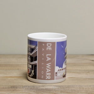De La Warr Pavilion Mug by Dave Thompson