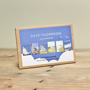 Postcard pack by Dave Thompson