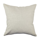 Coastal Courier throw pillow back image