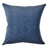 Clear Sky Nautical throw pillow back image