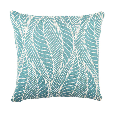 Blue Leaves pillow product image