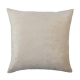 Modern Grecian Fretwork throw pillow back image
