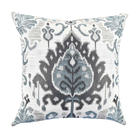 Floral Ikat pillow product image