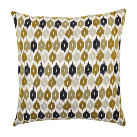 Honey & Navy Loop pillow product image