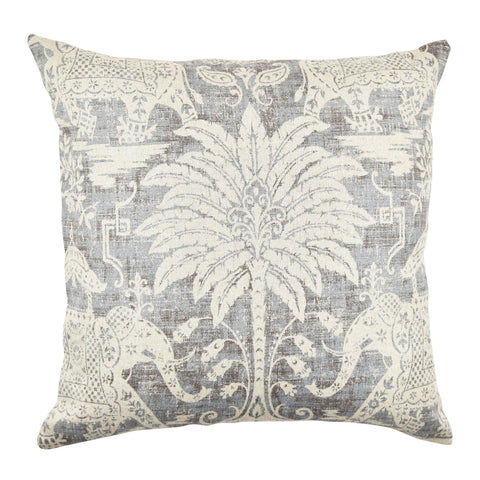 Elephant & Palm pillow product image