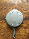 Cast Iron Skillet - Raw Oiled