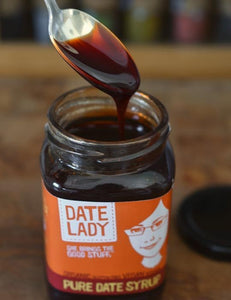 The Kitchn - A New Natural Sweetener for Your Pantry: Date Syrup
