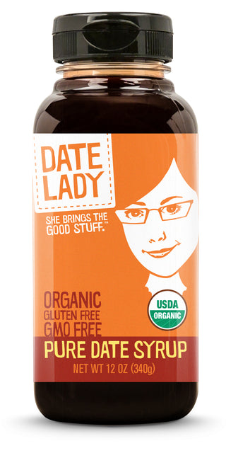 The Best Organic Date Syrup