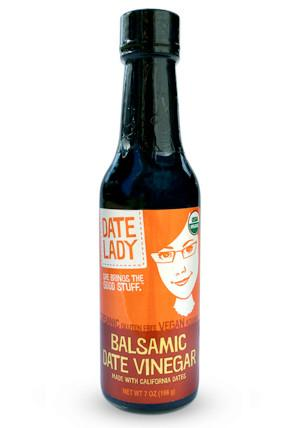 Date Lady Date Balsamic Vinegar