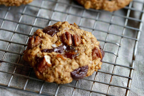 Date Lady Gluten Free Cookies of my dreams by Chef Vanessa Musi