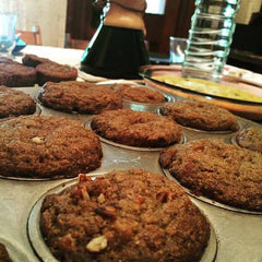 Date Lady Banana Muffin Recipe Paleo