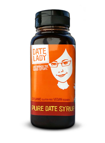 Date Lady Pure Date Syrup Squeeze Bottle