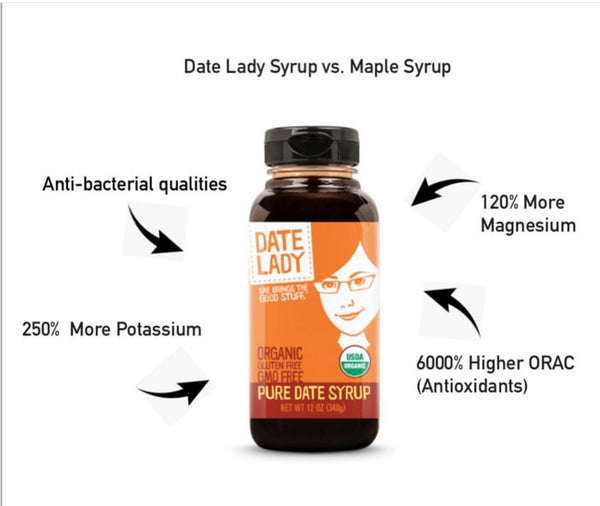 Pure Date Syrup Mini