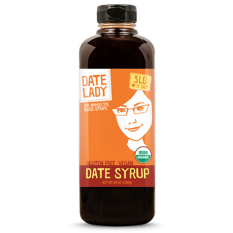 Date Syrup LOVE IT Squeeze