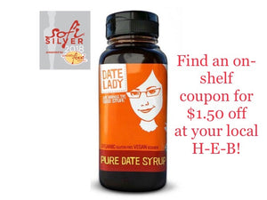 Date Syrup is on sale at your local H-E-B!