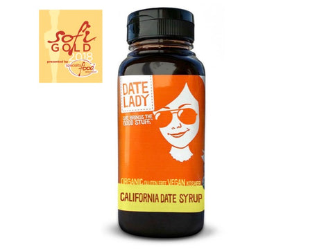 date syrup squeeze bottle