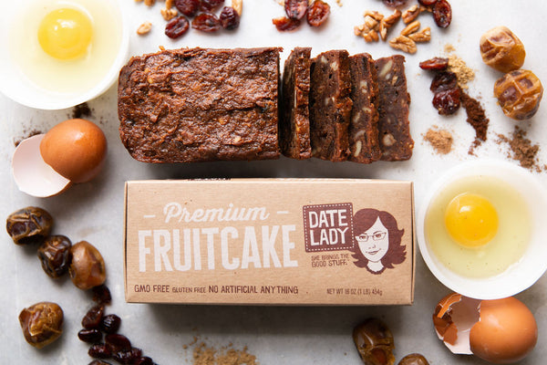Fruitcake Lover Box