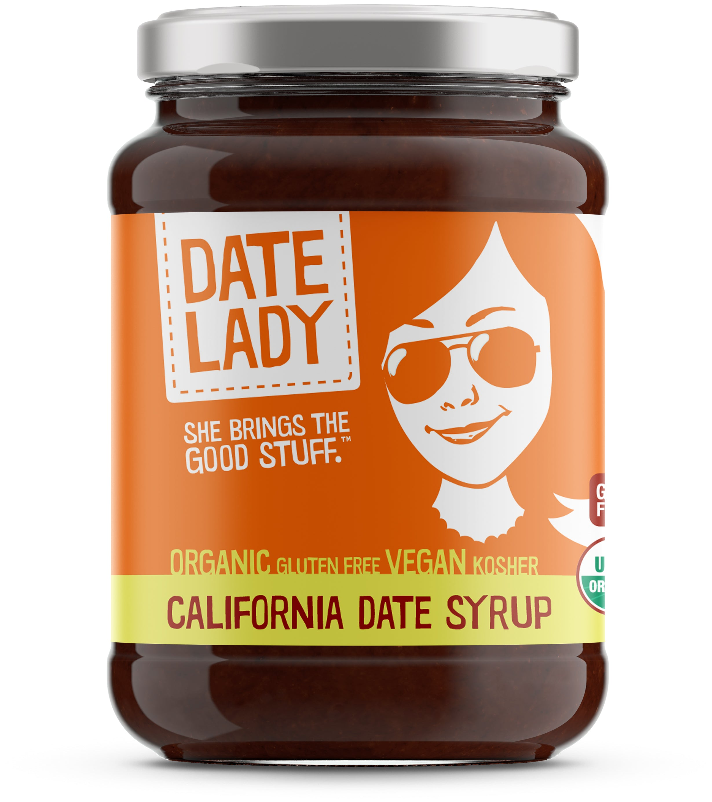 Date Lady California Date Syrup