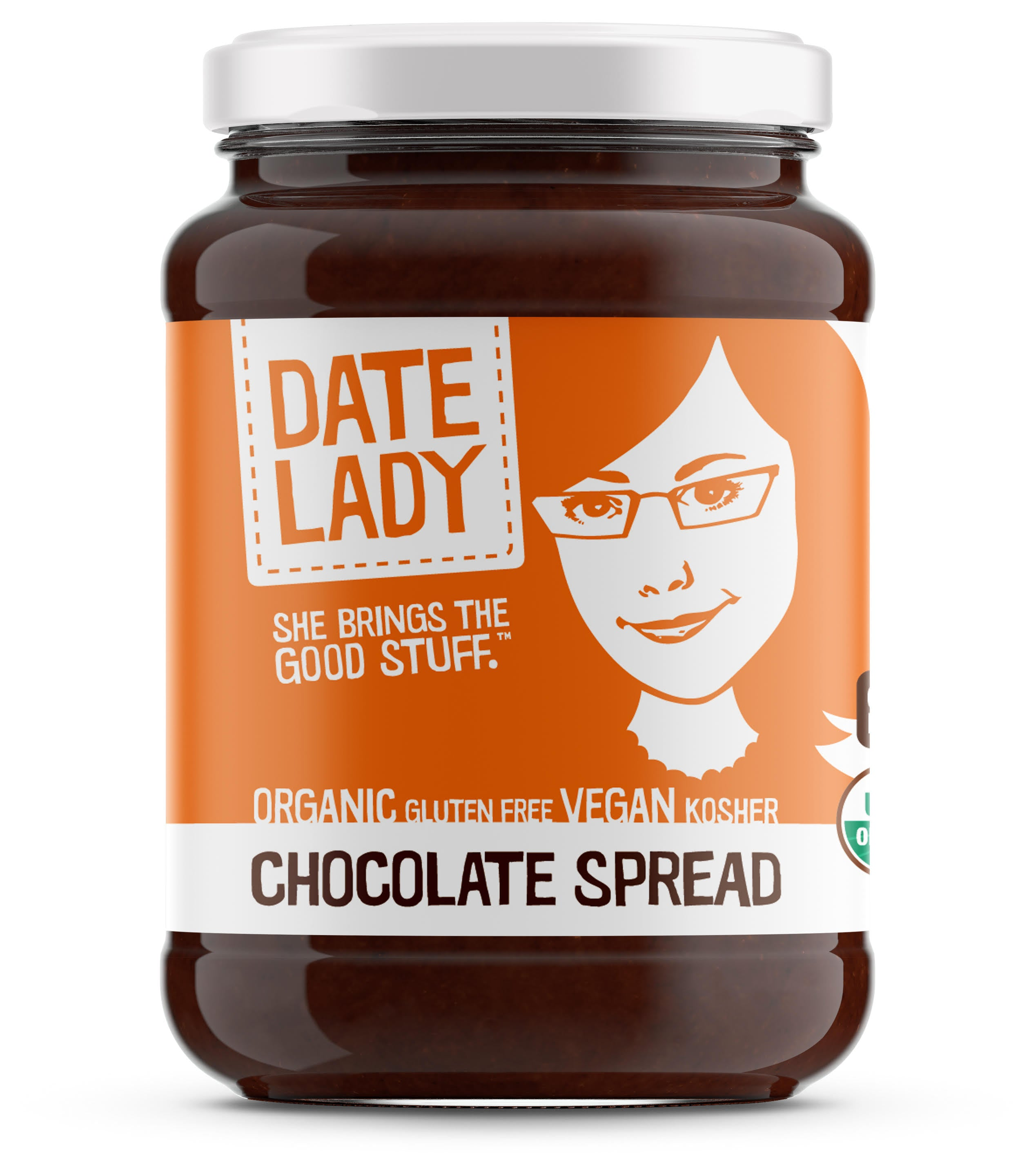 Date Lady Date Chocolate Spread