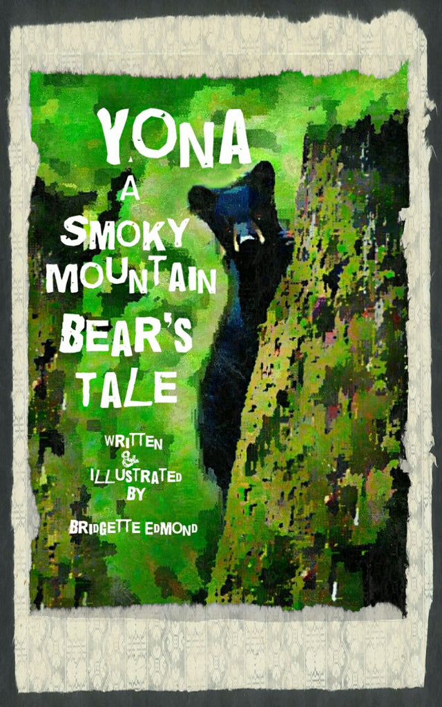 Yona A Smoky Moutain Bear's Tale Backpack