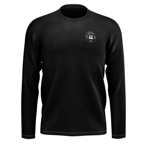 Hallington Long Sleeve [Black Logo]